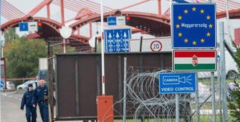 Macaristan sınırından belirli saatlerde geçiş şartı kaldırıldı