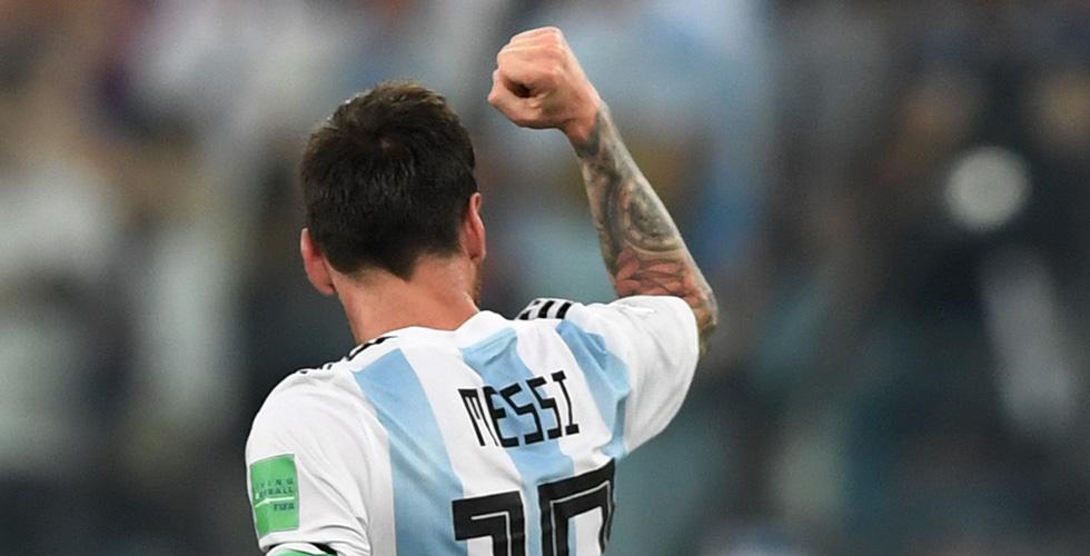 Dünya futbola kavuşurken Messioyuna dönüşünü anlatıyor