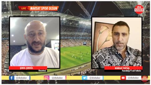 Kubilay Toptaş ile Süper Lig'de 30. hafta maçları