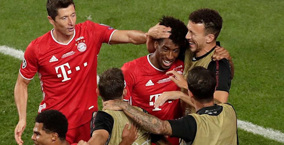 En büyük Bayern Münih