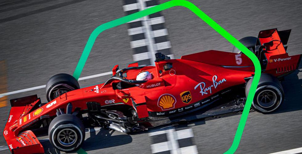 Kaspersky ve Ferrari iş birliği
