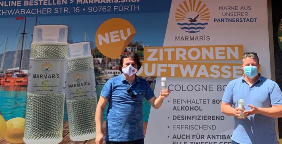 Marmaris Kolonyaları Avrupa'da
