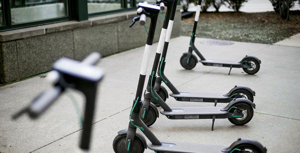 Elektrikli scooter'lar uzaktan hacklenmeye karşı korunmasız