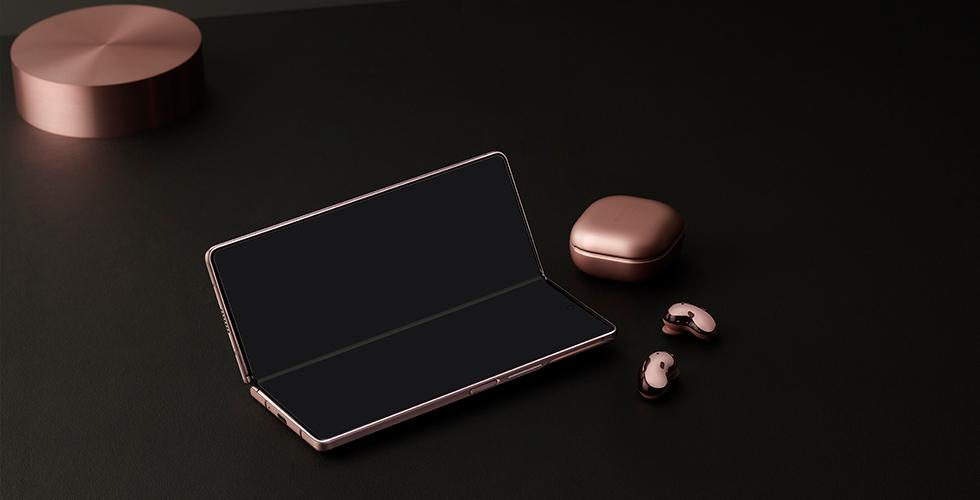 Galaxy Z Fold2 ile mobil cihazda iş yapış deneyiminiz yeniden şekillenecek!