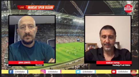 Kubilay Toptaş ile Süper Lig