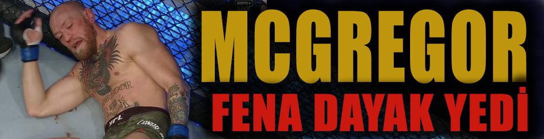 Dustin Poirier, Conor McGregor'u nakavt etti