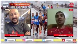 Türkiye'de atletizim nereye koşuyor…Milli atletimiz Üzeyir Söylemez