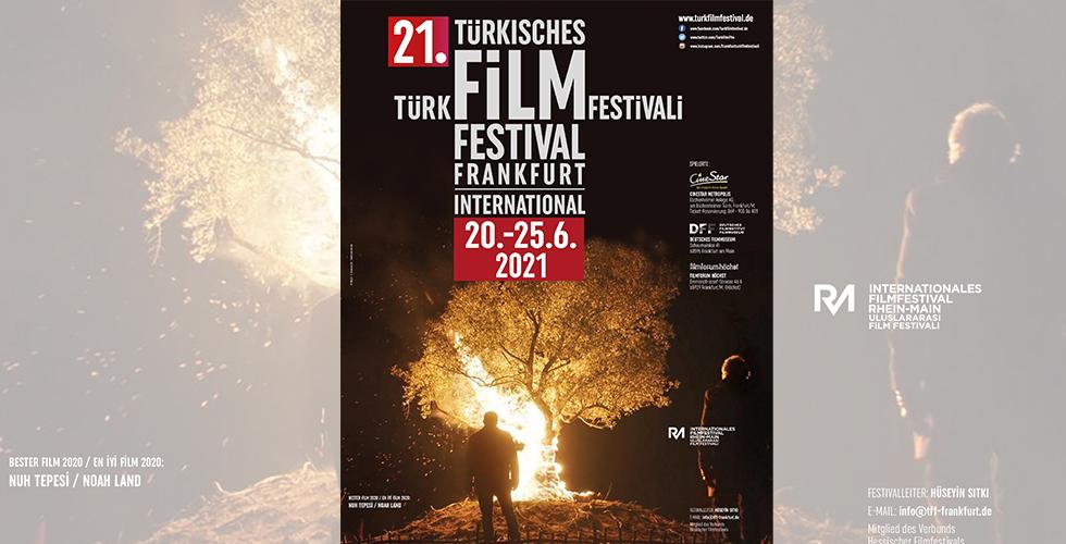 Frankfurt Türk Filmleri Festivali 20 Haziran'da kapılarını açıyor