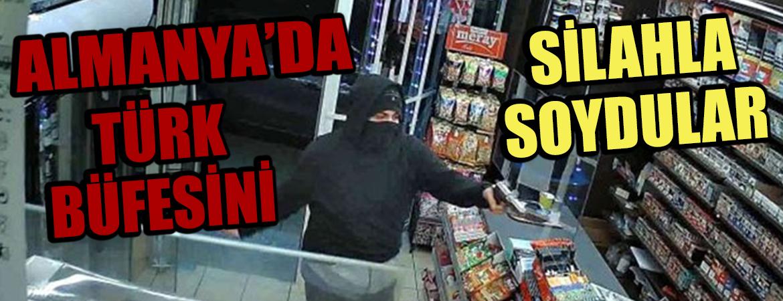 Polis silahlı soyguncuyu arıyor